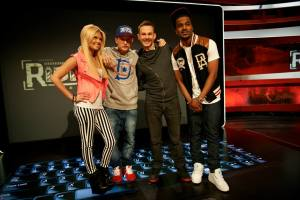 Dominic Monaghan on TV this week - MTV's Ridiculousness & Discovery Channel's Shark After Dark