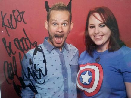 Dominic Monaghan convention