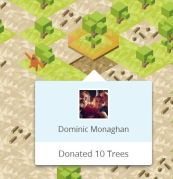 dominic monaghan trees