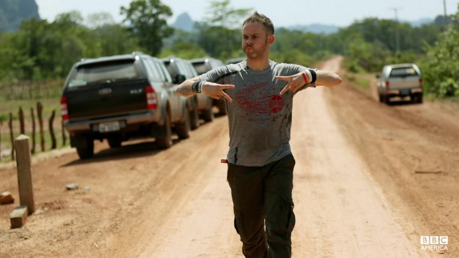 Dominic Monaghan venezuela