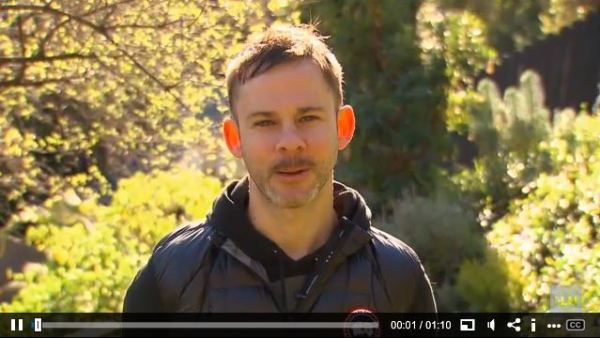 Dominic Monaghan: The Wild Road Warrior