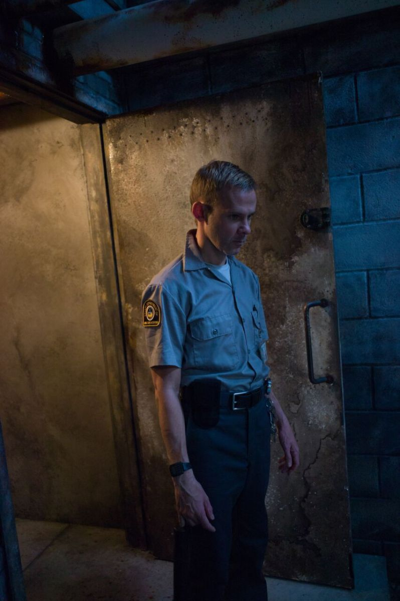 PET UK Premiere and Q&A at FrightFest ( @frightfest ) with Dominic Monaghan ( @DomsWildThings )
